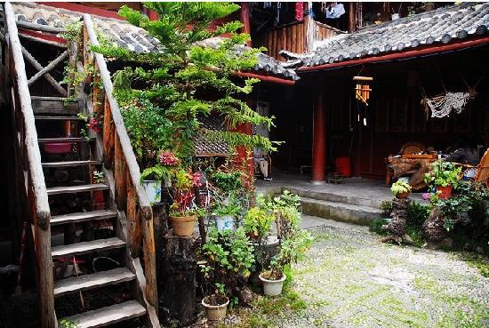 Naxi Net Inn (Laoyuan) : 老院内