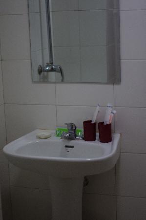 My House Hotel(Jianguomen) : 卫浴间