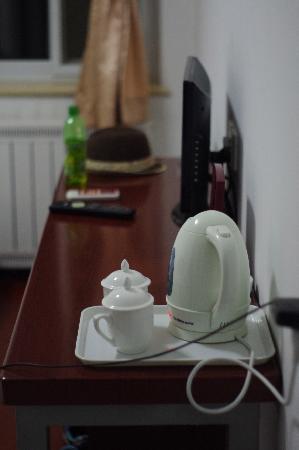 My House Hotel(Jianguomen) : 电视柜