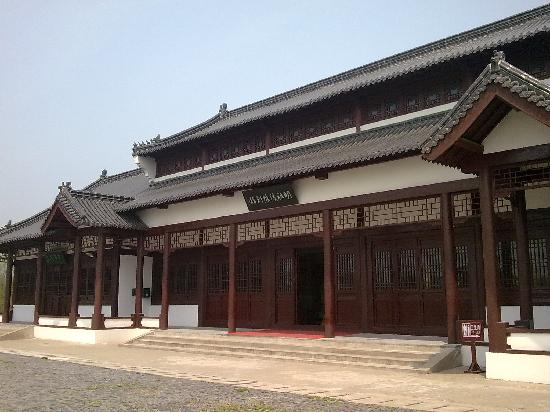 Zhu Yuanzhang's Ancestral Cemetery of Ming Dynasty : 20090412299