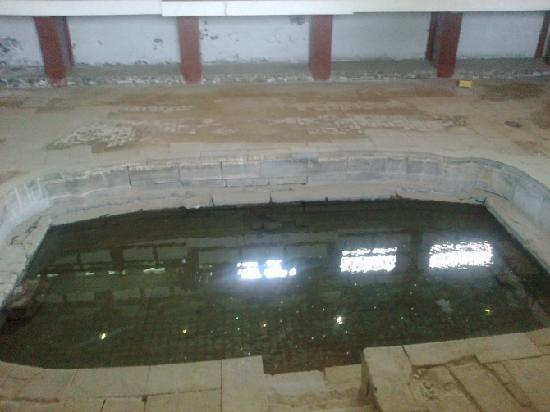 Huaqing Palace: 贵妃池