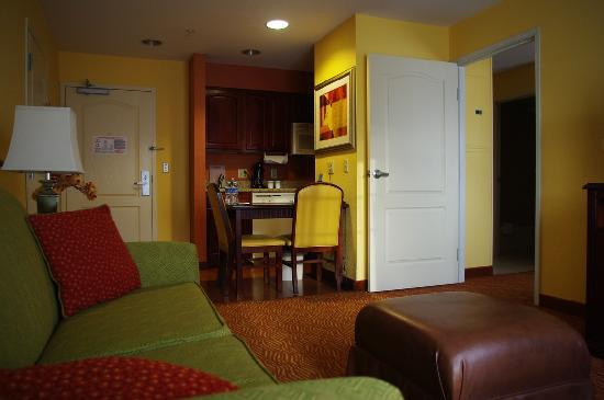 Homewood Suites by Hilton Fort Collins : 厅