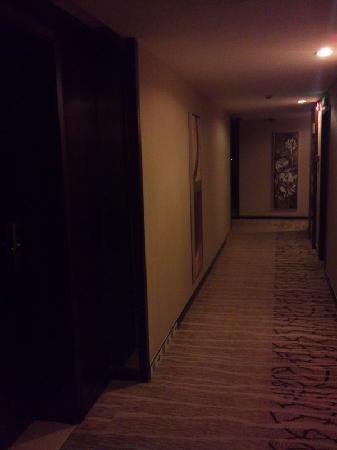 Cangnan International Hotel: 走廊