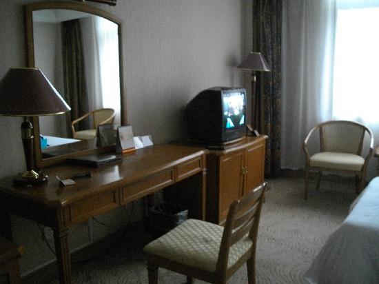 Hill International Hotel