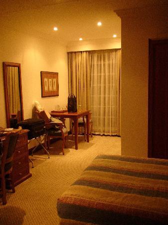 Indaba Hotel: 客房内部