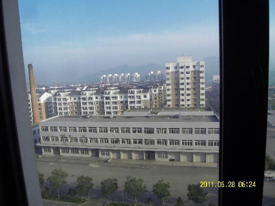 Jianchang County, Kina: 窗外晨景-1