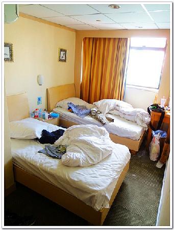 กู้ดริช โฮเต็ล: 房间够住其实