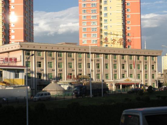 Yuanfang Hotel: 宾馆