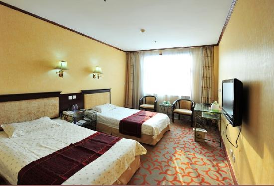 Jiahe Huayuan Business Hotel : 豪华标间