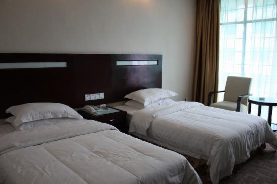 Huangting Hotel: 房间