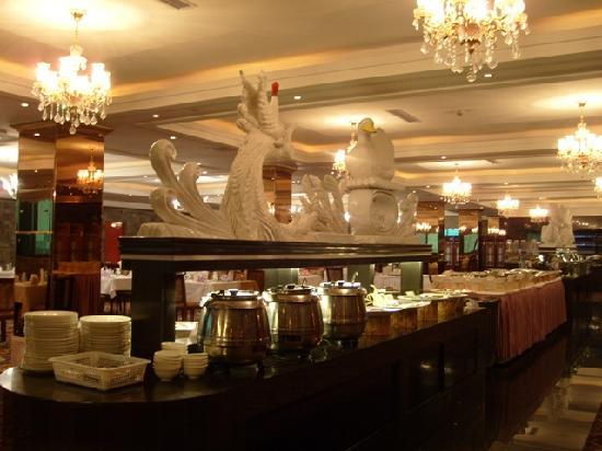 Nan Shan Hotel : 自助餐厅