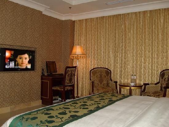 Nan Shan Hotel: 酒店客房