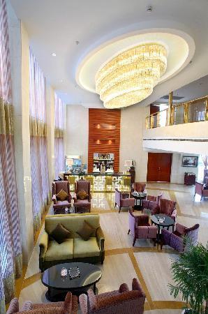 Changshu Hotel: 大堂吧