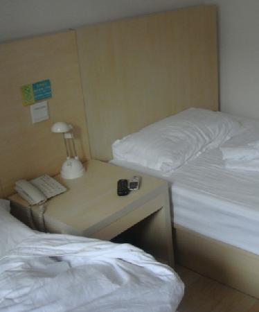 Xicui Zhilv Xicui Hotel: 床