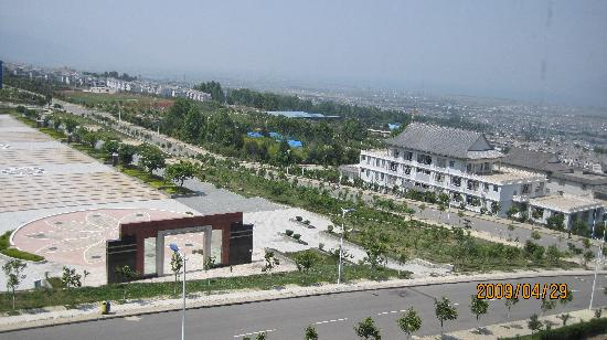 Dali University: DSCF5042