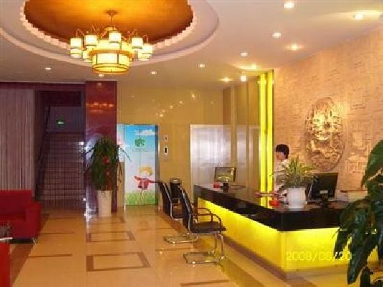 Spring Express Inn (Lianyungang Xiaoxue Road): getlstd_property_photo