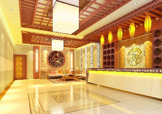 Taibai Hotel: 大厅