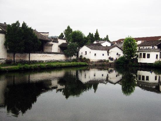 Zhuge Bagua Village of Lanxi