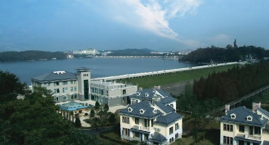 Tianmu Lake Lijing Hotel: 酒店全景