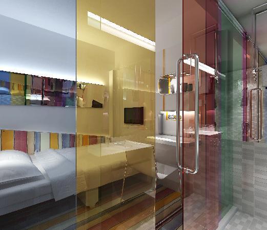 ID99 Hotel Jiangyin Middle Street : 暗房031 拷贝
