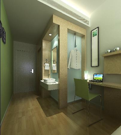 ID99 Hotel Jiangyin Middle Street : 明房05 拷贝