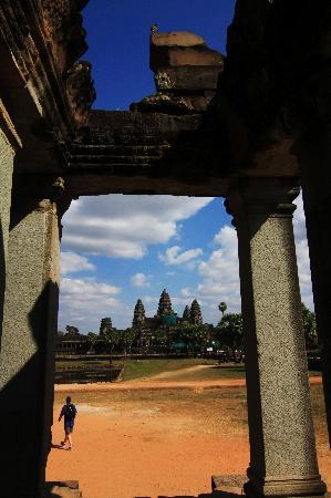 Angkor Wat: 吴哥清晨