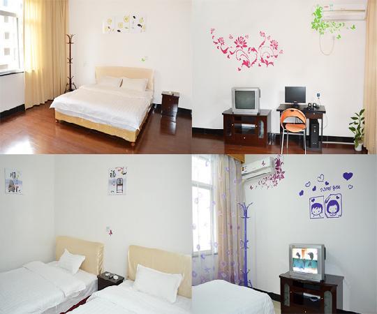 Xinjiayuan Hostel: 客房展示
