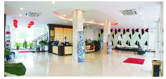 Huangpu Hotel: 黄浦内景5大堂