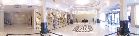 Hairun Zhongliang Hotel: 大堂