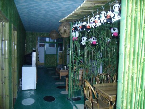 Panda Apartment: 客厅