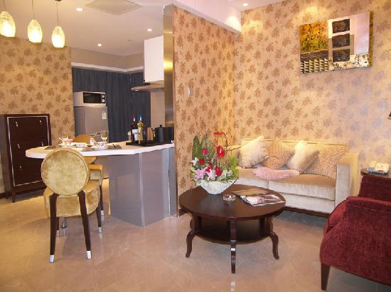 Aijia Apartment Hotel Suzhou Youngor : getlstd_property_photo