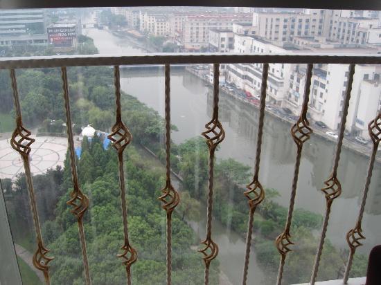 King Kong Garden Hotel : 窗外的景色