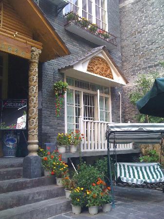 Shuangshuangjia Inn Jishou Niaochao
