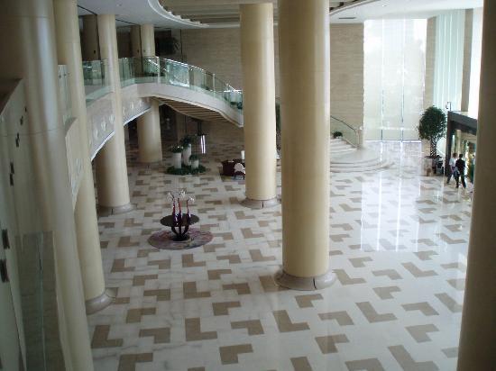 Grand Barony Zhoushan : lobby