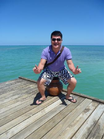 Maldive Victory: 老公恶搞