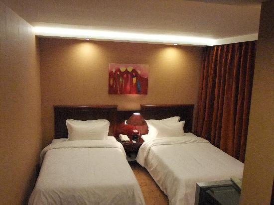 Enchant Inn: 双床房