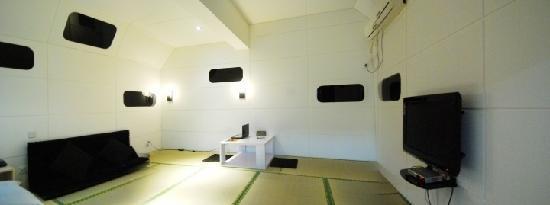 Jianshe Hotel : 日本榻榻米