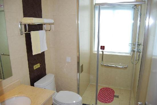 Thankyou Hotel (Jiangsu Rudong): 卫生间