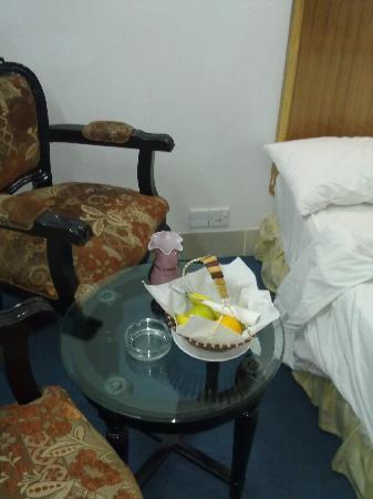 Hotel Lake Breeze : 室内布置