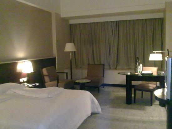 Global Business Hotel: room