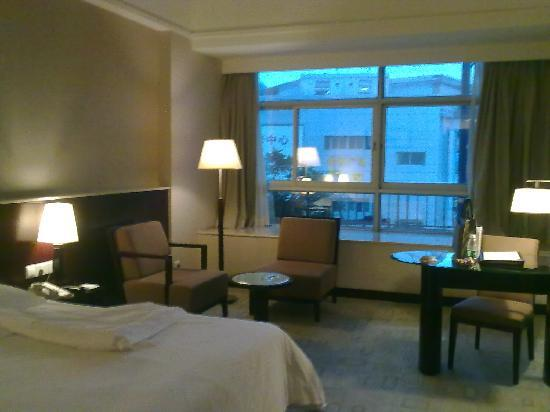 Global Business Hotel: room