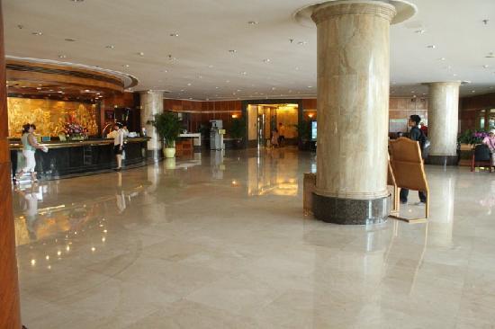 Sanya Pearl River Garden Hotel: 酒店大堂