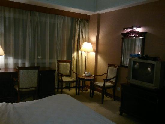 Vienna Hotel Changzhou Guoji Train Station: 房间1