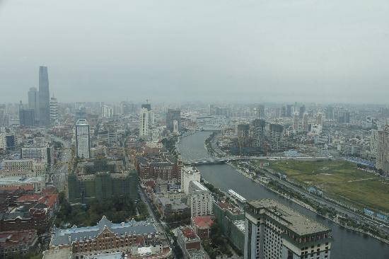 Xinda Square Apartment: 窗外风景