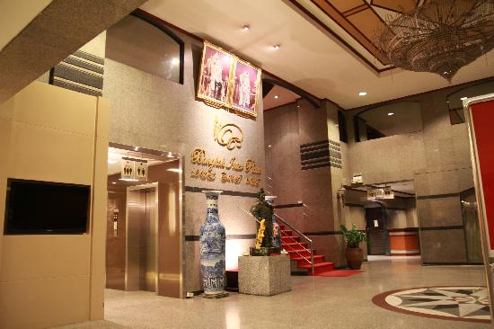 Bangkok Inter Place Hotel: 酒店大堂