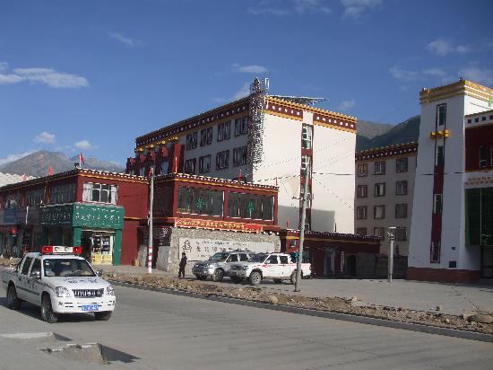 Zhongxin International Hotel: 酒店全貌