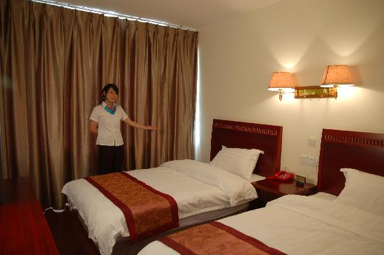 Jiuhe Jiayang Business Hotel: 标准间