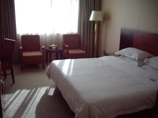 Wanhao Hotel: 床