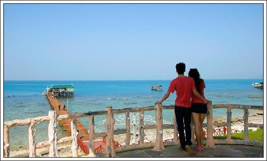 West Island Resort A Long Journey Hotel: 观海亭3