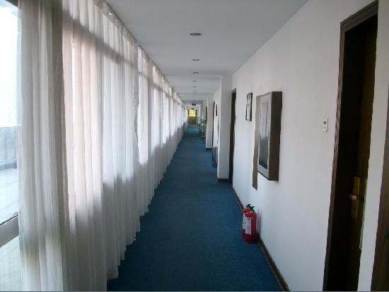 Yangzhou Rujia Hotel: 走廊